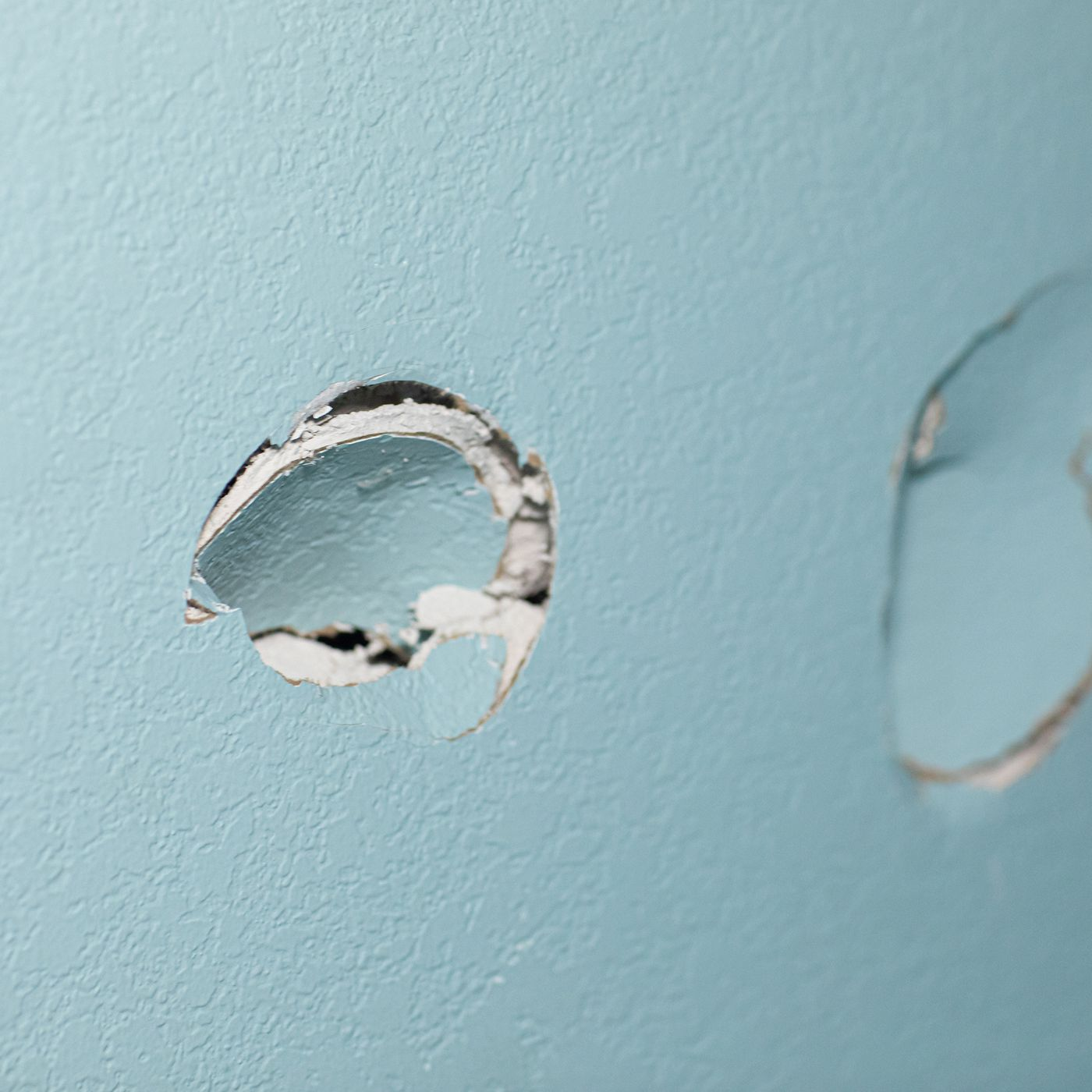 How To Fix A Hole In The Wall This Old House