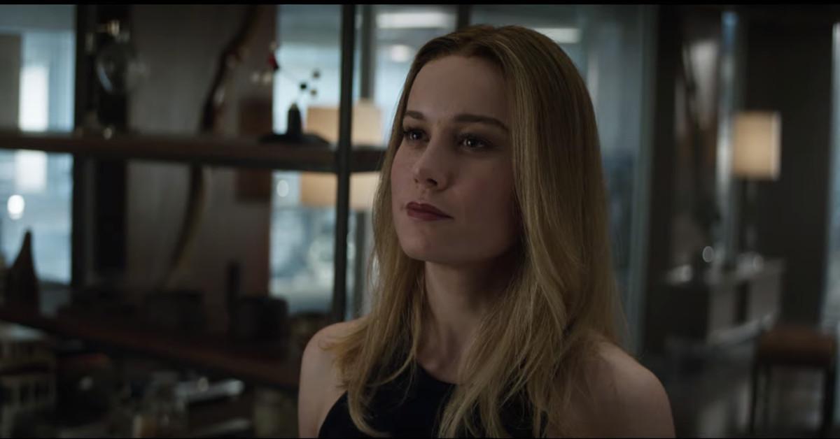 Avengers Endgame Trailer Thor And The Avengers Meet