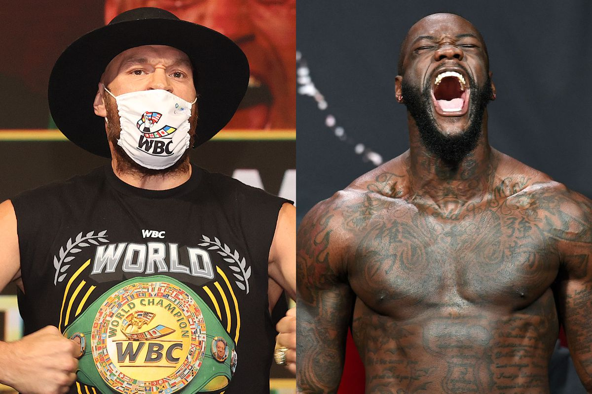 Tyson Fury and Deontay Wilder are set for Saturday's trilogy fight.