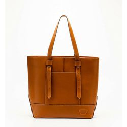 """<b>IIIbeca</b> Reade Street Tote in cuoio, <a href=""""http://iiibeca.com/collections/tote/products/849119005793#"""">$198</a> at By Joy Gryson"""