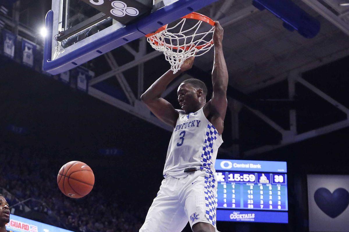 Kentucky Basketball Highlights And Box Score From Historic: Kentucky Basketball Highlights And Box Score From Blowout