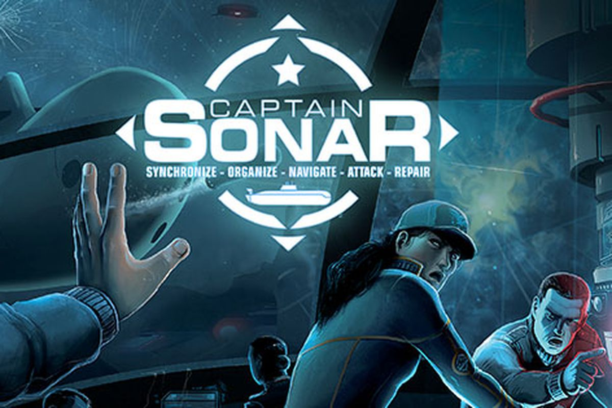 Captain Sonar is the 8-player party game that blew up at Gen Con ... b097dc6b5