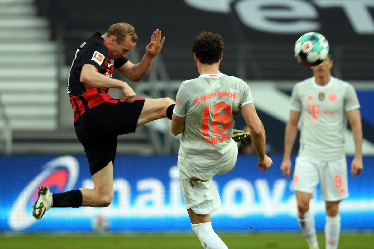 Eintracht Francfort - Bayern Munich