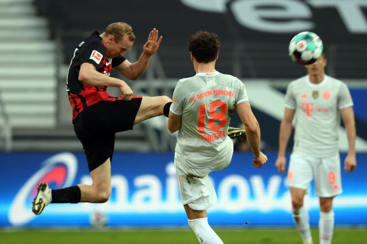 Eintracht Frankfurt - Bayern de Múnich