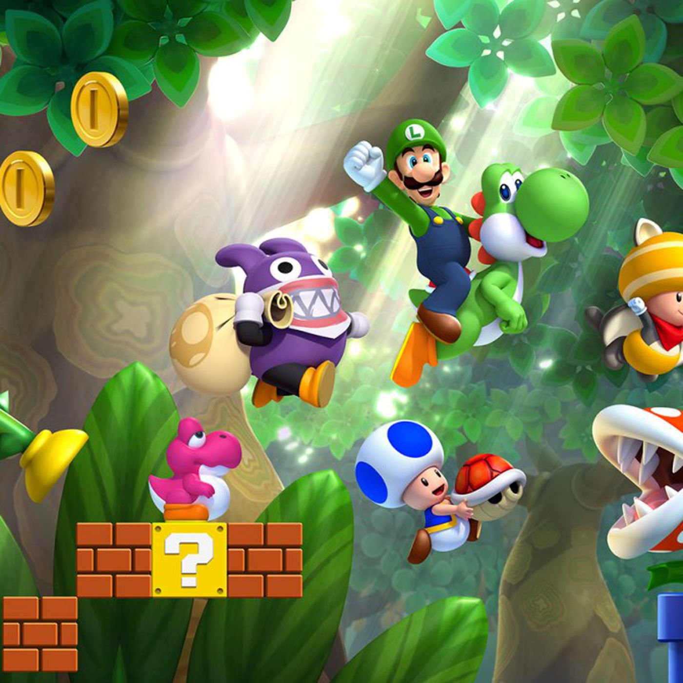 Year Of Luigi Ends March 18 Says Miyamoto Polygon