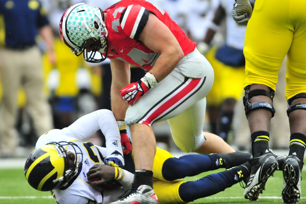 20 Questions With Former Ohio State Linebacker Zach Boren On