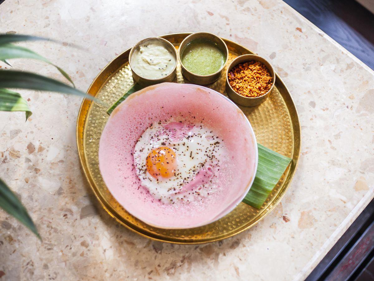 Best restaurants in Soho, London: Sri Lankan food at Hoppers
