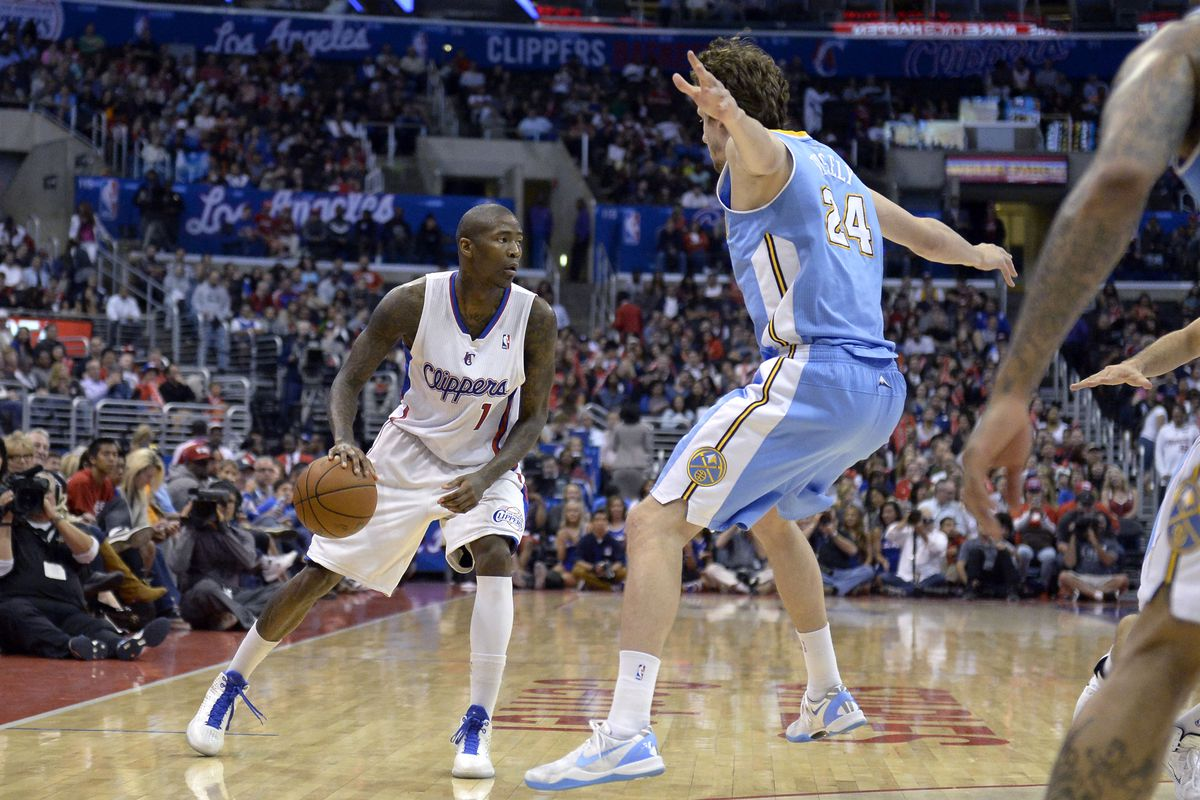 Second half thread: Clippers at Nuggets