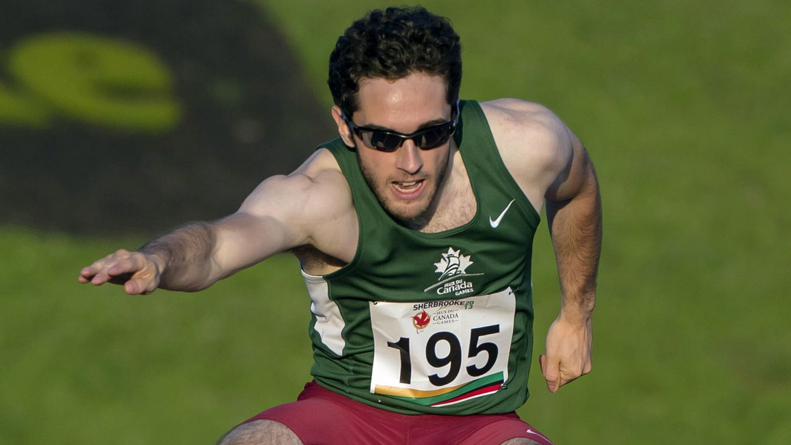 Track captain finds creative ways to come out