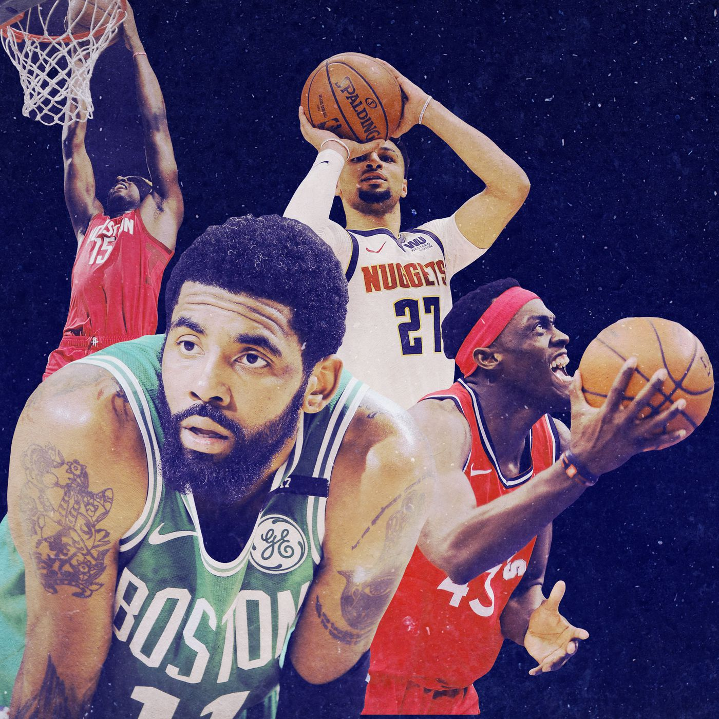 395e9b895e57 The Biggest Question for Each NBA Second-Round Series - The Ringer