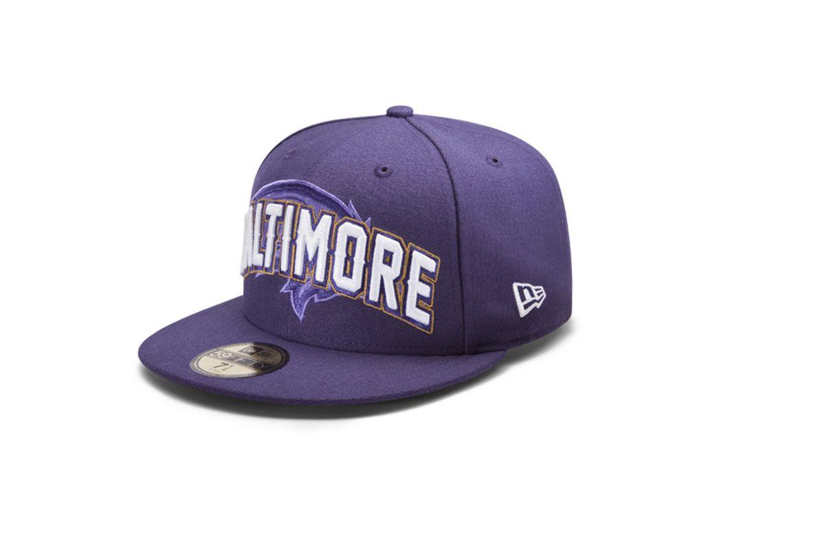 Baltimore Ravens Draft Day Cap (New Era)