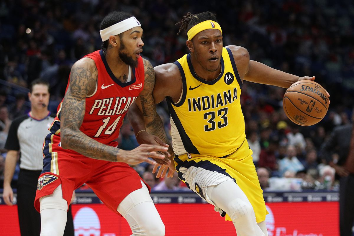 Indiana Pacers v New Orleans Pelicans