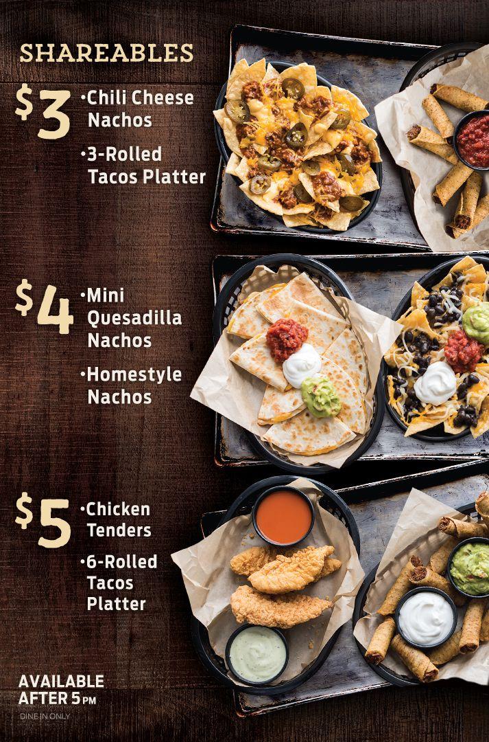 Taco Bell menu 2