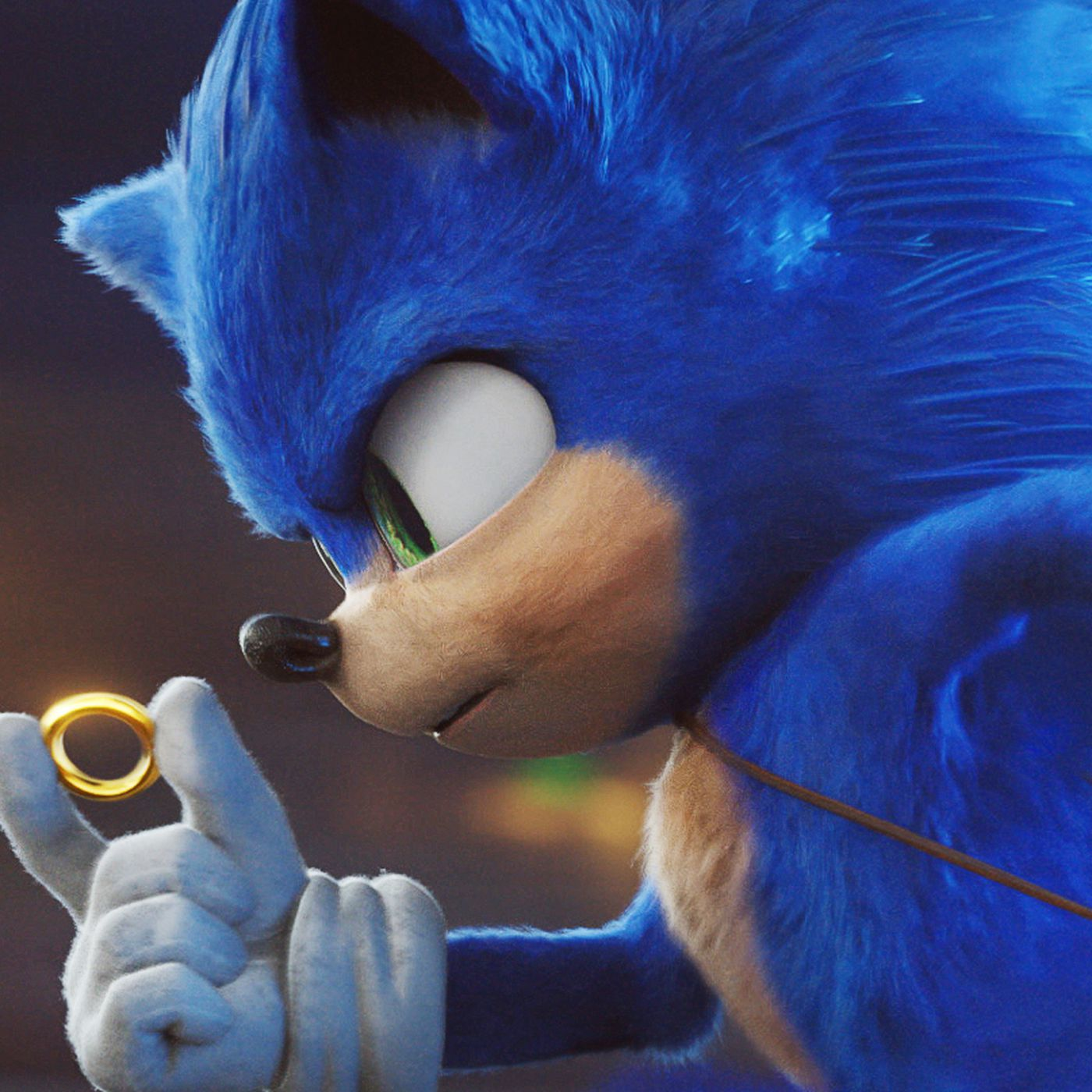 Sonic The Hedgehog Review Jim Carrey Adds Chaos To A Weird Kids Movie Polygon