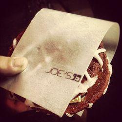 "Cool Haus red velvet cake ice cream cookie [Photo via <a href=""http://instagram.com/p/S7F_pOSHWj/"">@Abuffaloe</a>]"