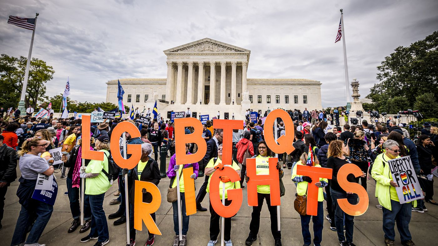 The Supreme Court's LGBTQ ruling, explained in 5 sentences - Vox