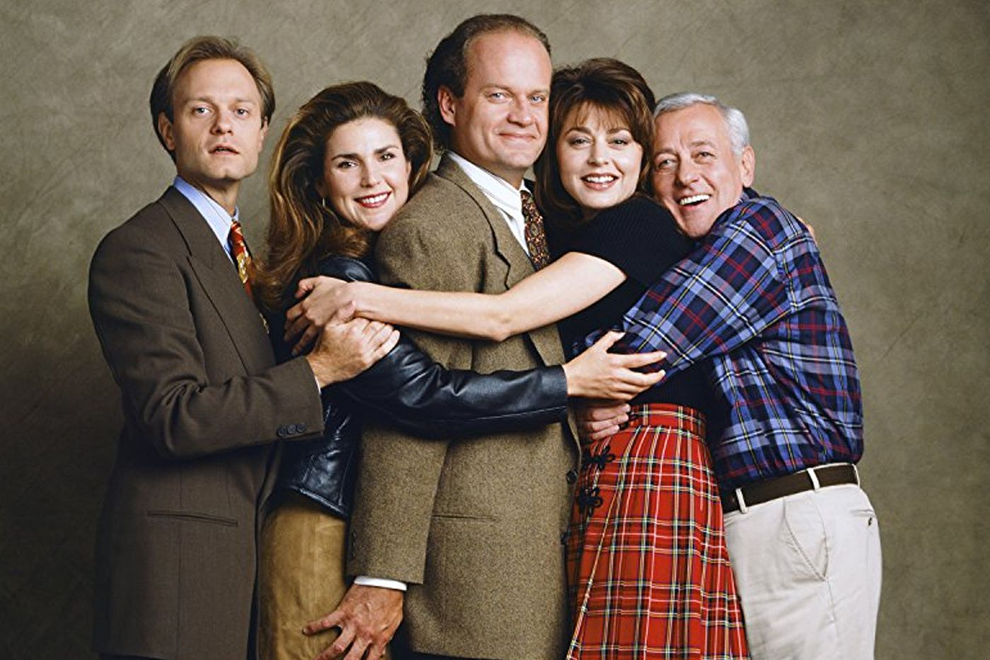Frasierverse and One Fan's 107 Unseen Seasons of 'Frasier