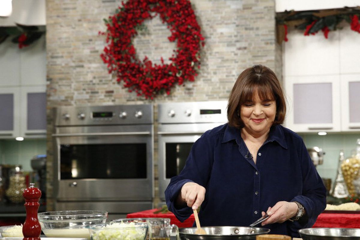 This Is Ina Garten Making Something Delicious Nbc Newswire