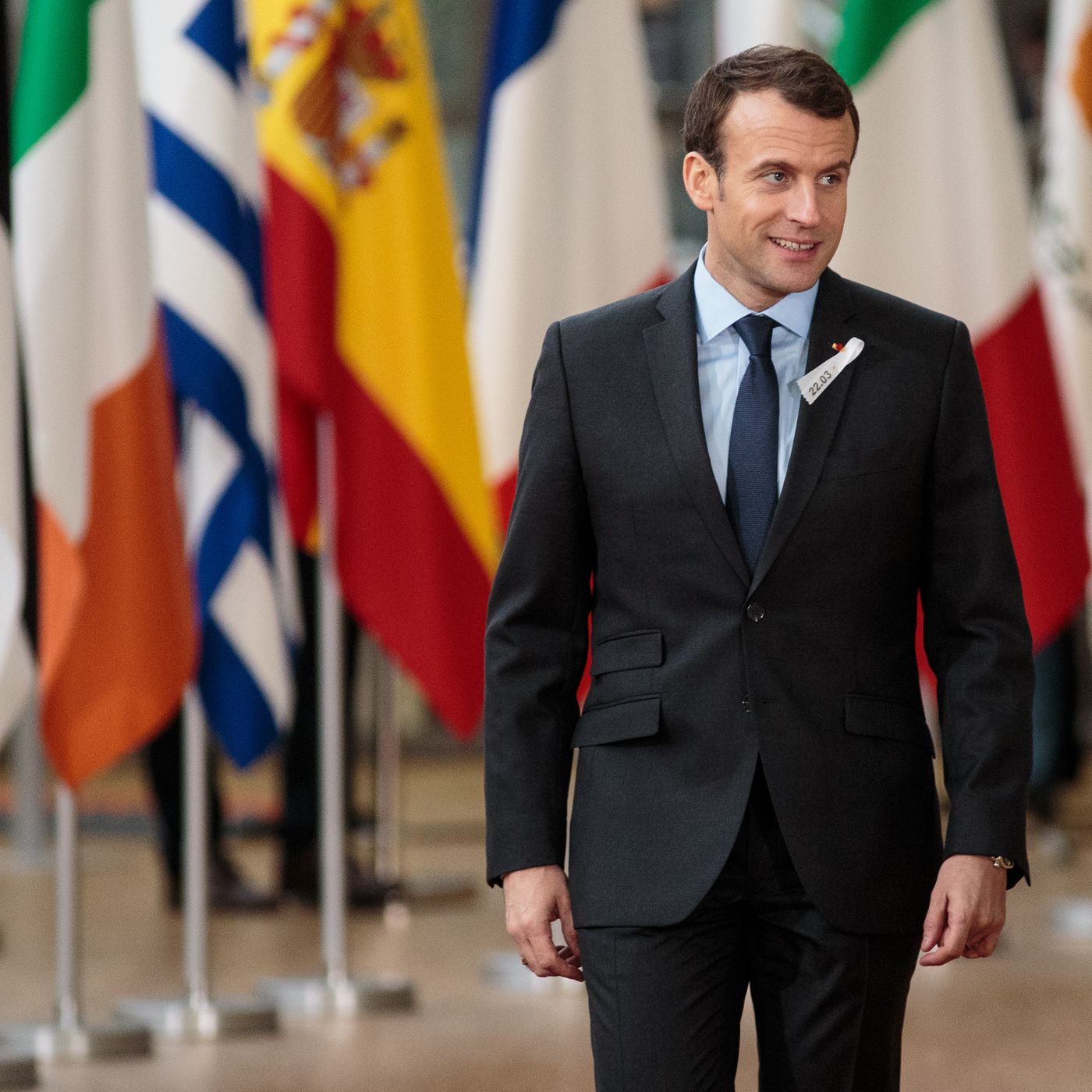 Badly Implemented Ai Could Jeopardize Democracy Says French President Emmanuel Macron The Verge