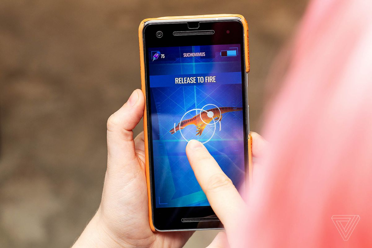 Two years later, Pokémon Go finally has some competition - The Verge