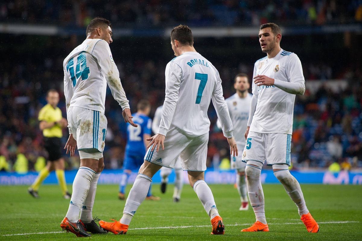 Getafe Real Madrid 0 3: Tactical Review: Real Madrid 3
