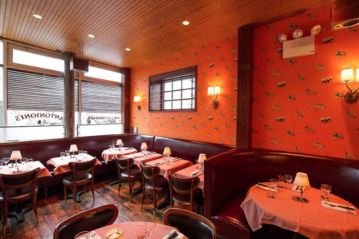 "<a href=""http://ny.eater.com/archives/2014/03/antonionis_an_italian_restaurant_from_the_gitane_team.php"">Antonioni's, NYC</a>."