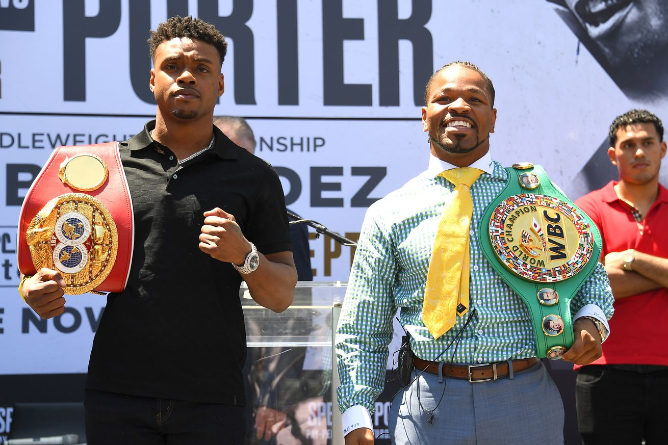 1161506241.jpg.0 - Spence and Porter discuss their Sept. 28 unification fight