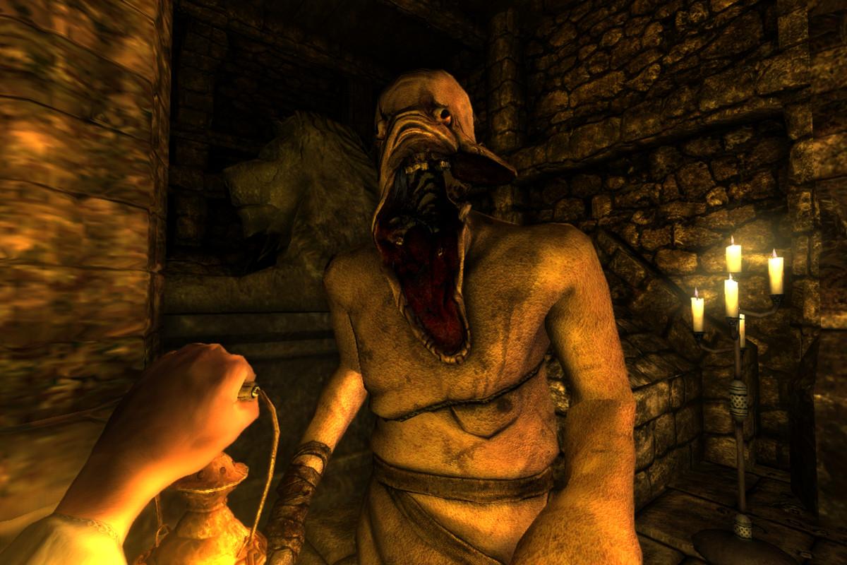 Risultati immagini per amnesia game