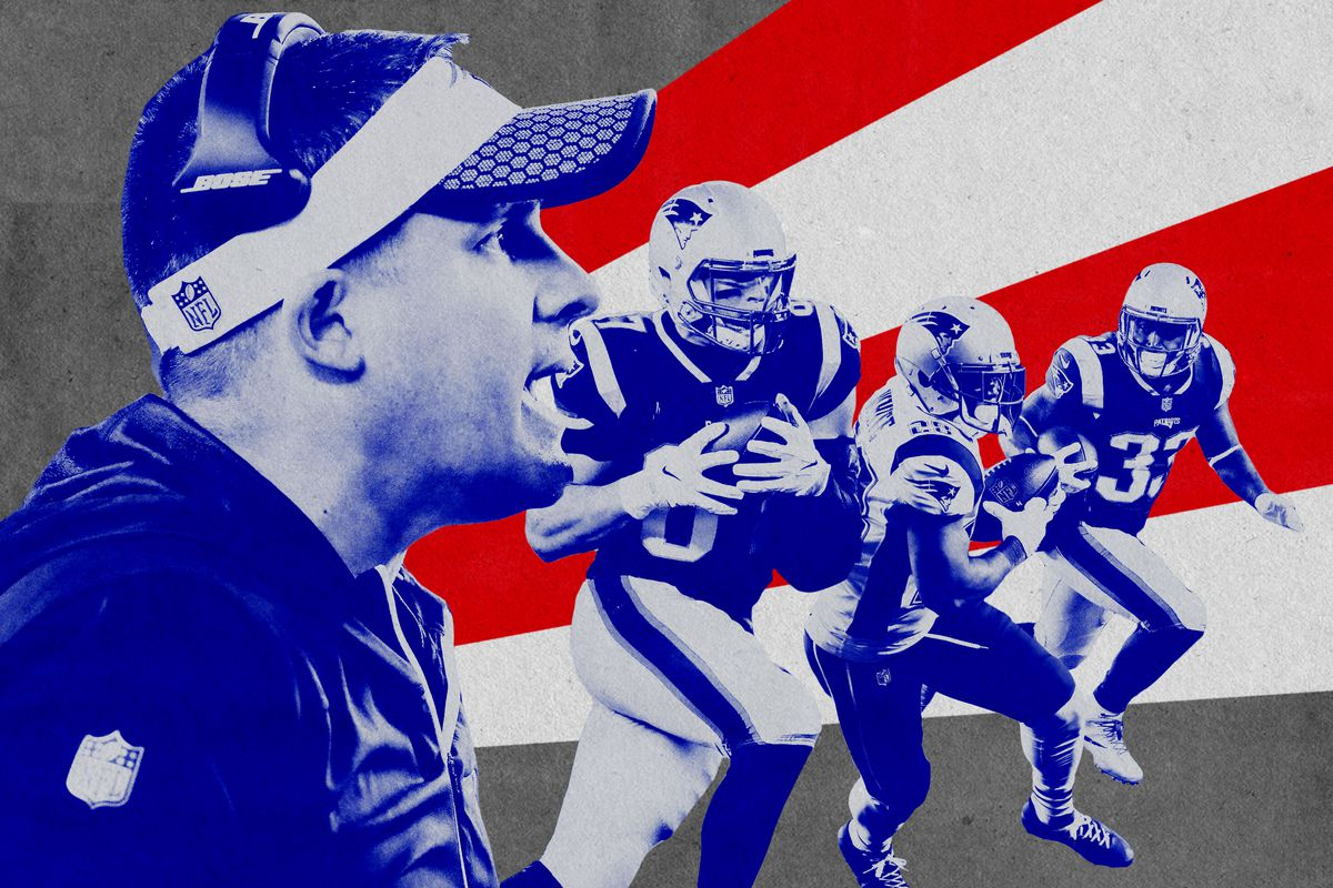 a782c4464 How Josh McDaniels and the Patriots Create Mismatches to Burn ...