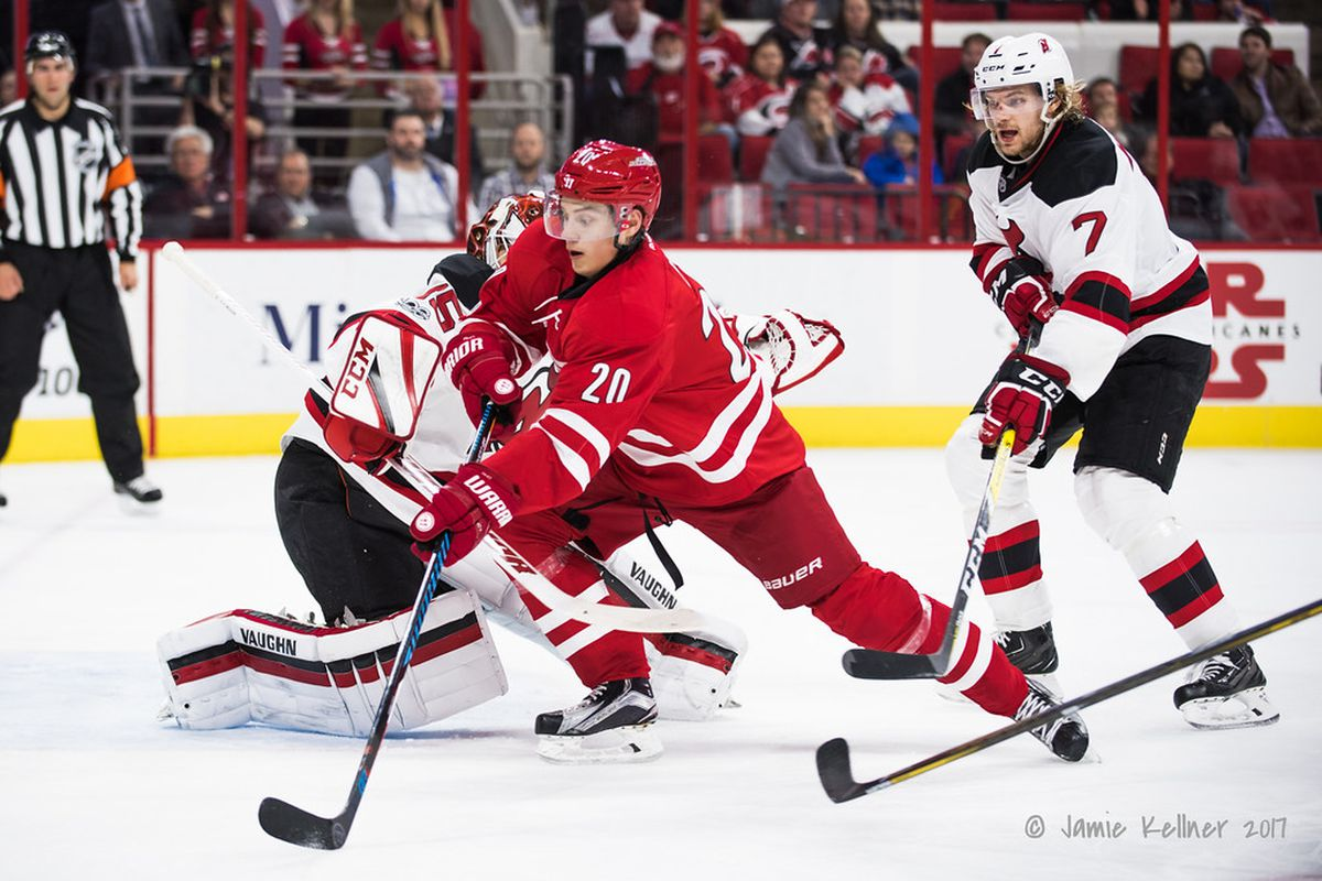 7e9b7d161 Carolina Hurricanes at New Jersey Devils  Game Preview and Storm Advisory