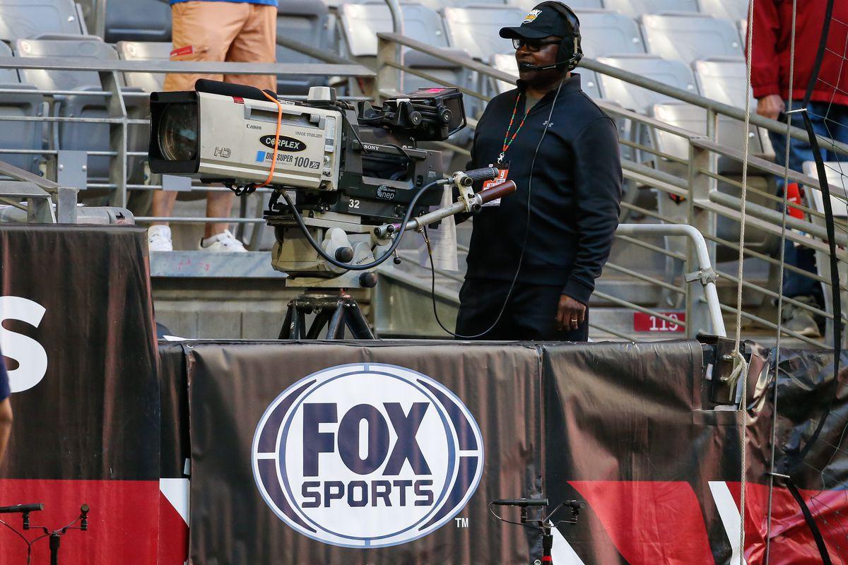 01e66ac1 FOX announcing team for Detroit Lions season opener revealed - Pride ...