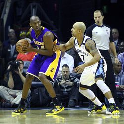 Matchups like Kobe Bryant proved Bayless to be a liability on defense.