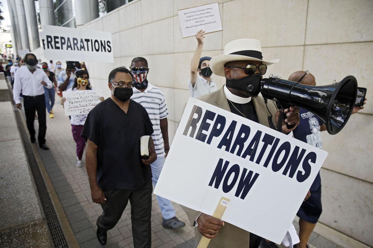 Tulsa Race Massacre reparations