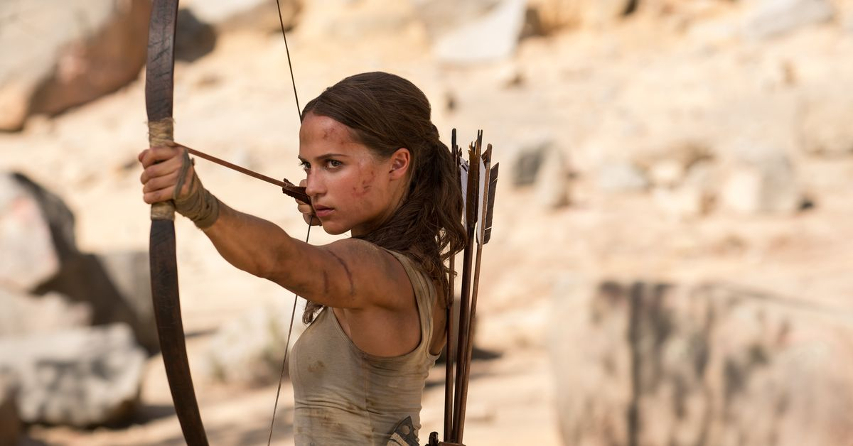 Tomb Raider (the 2018 movie) review: Lara Croft and the Last Crusade