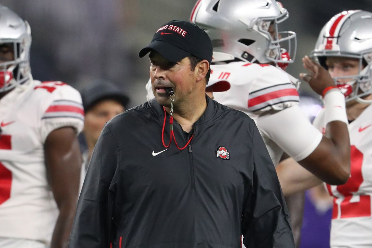 2957610dc Who is Ryan Day  New Ohio State head coach earned his shot ...