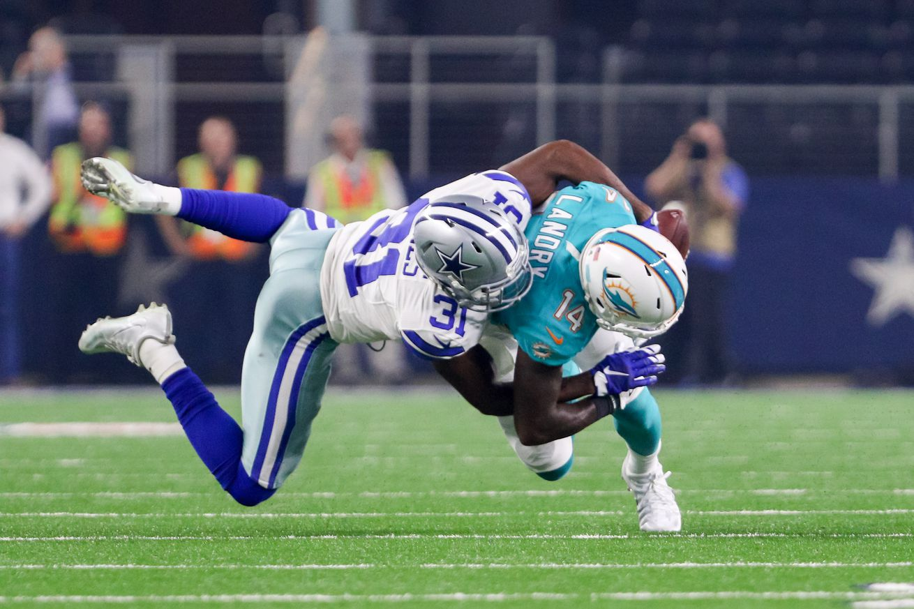 NFL: AUG 19 Preseason - Dolphins at Cowboys