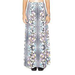 """<b>Pixie Market</b> Wonderland Maxi Skirt, <a href=""""http://www.pixiemarket.com/wonderland-maxi-skirt.html"""">$82</a>"""