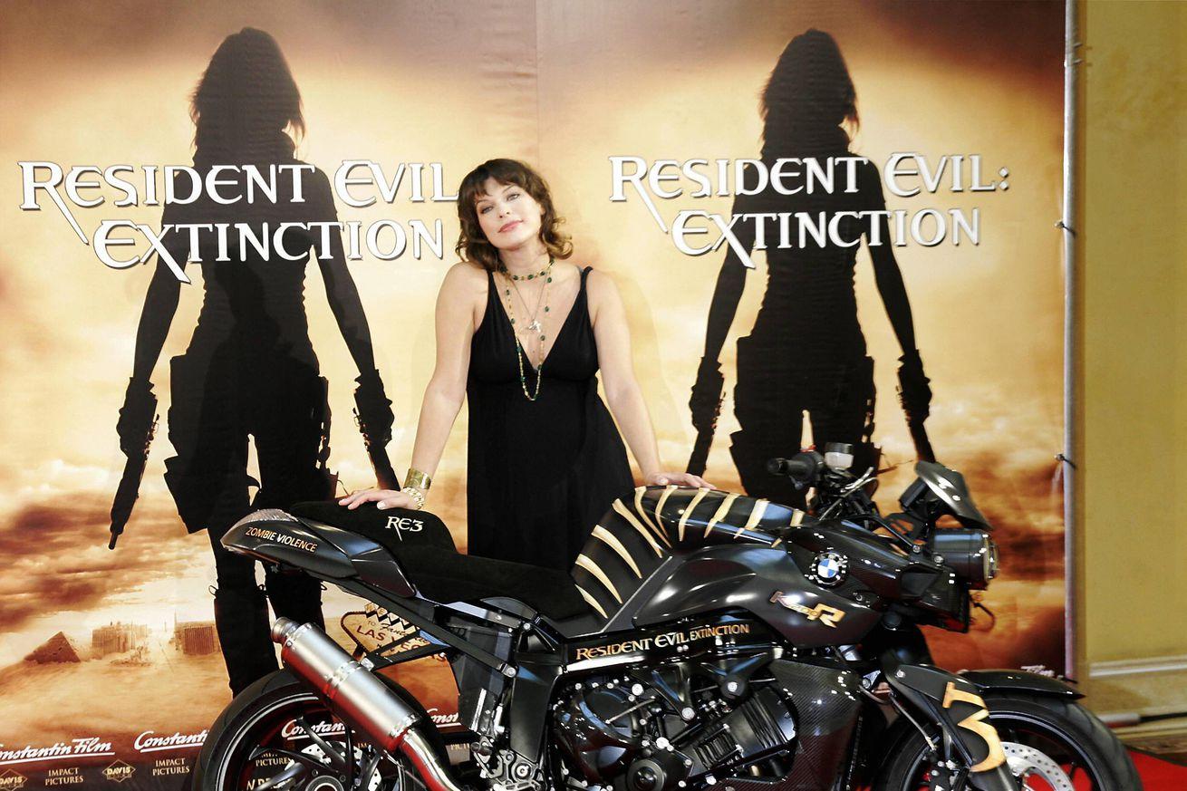 'Resident Evil: Extinction' Photocall - Munich