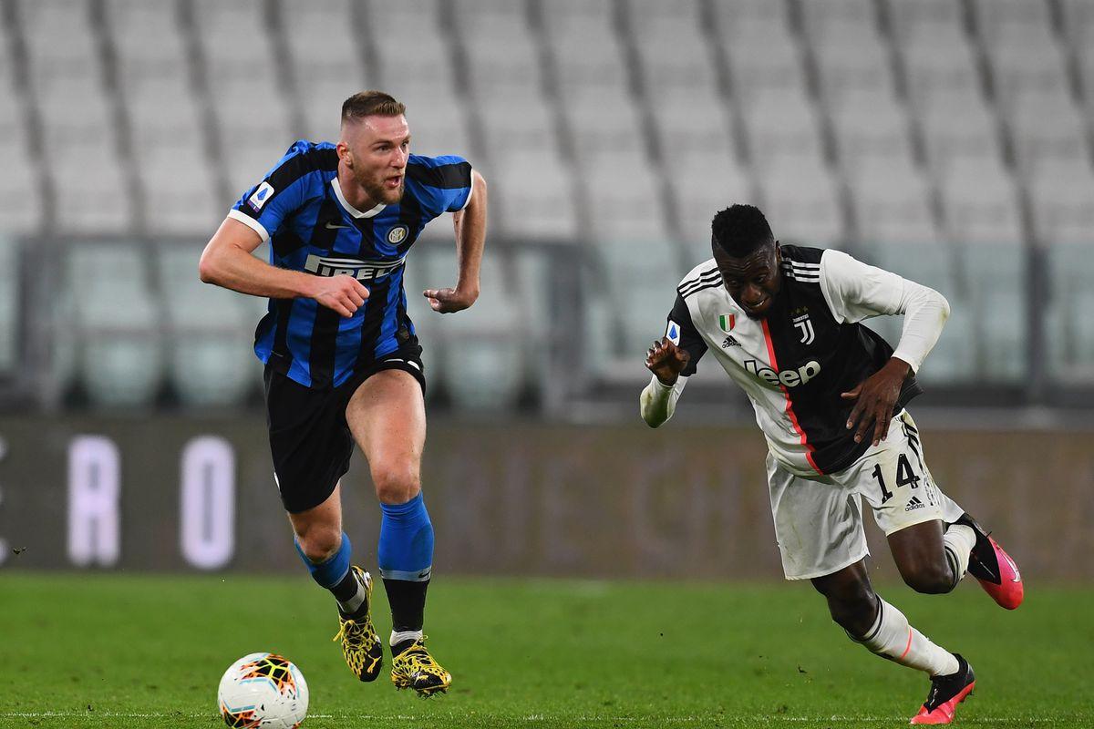 Juventus v FC Internazionale - Serie A