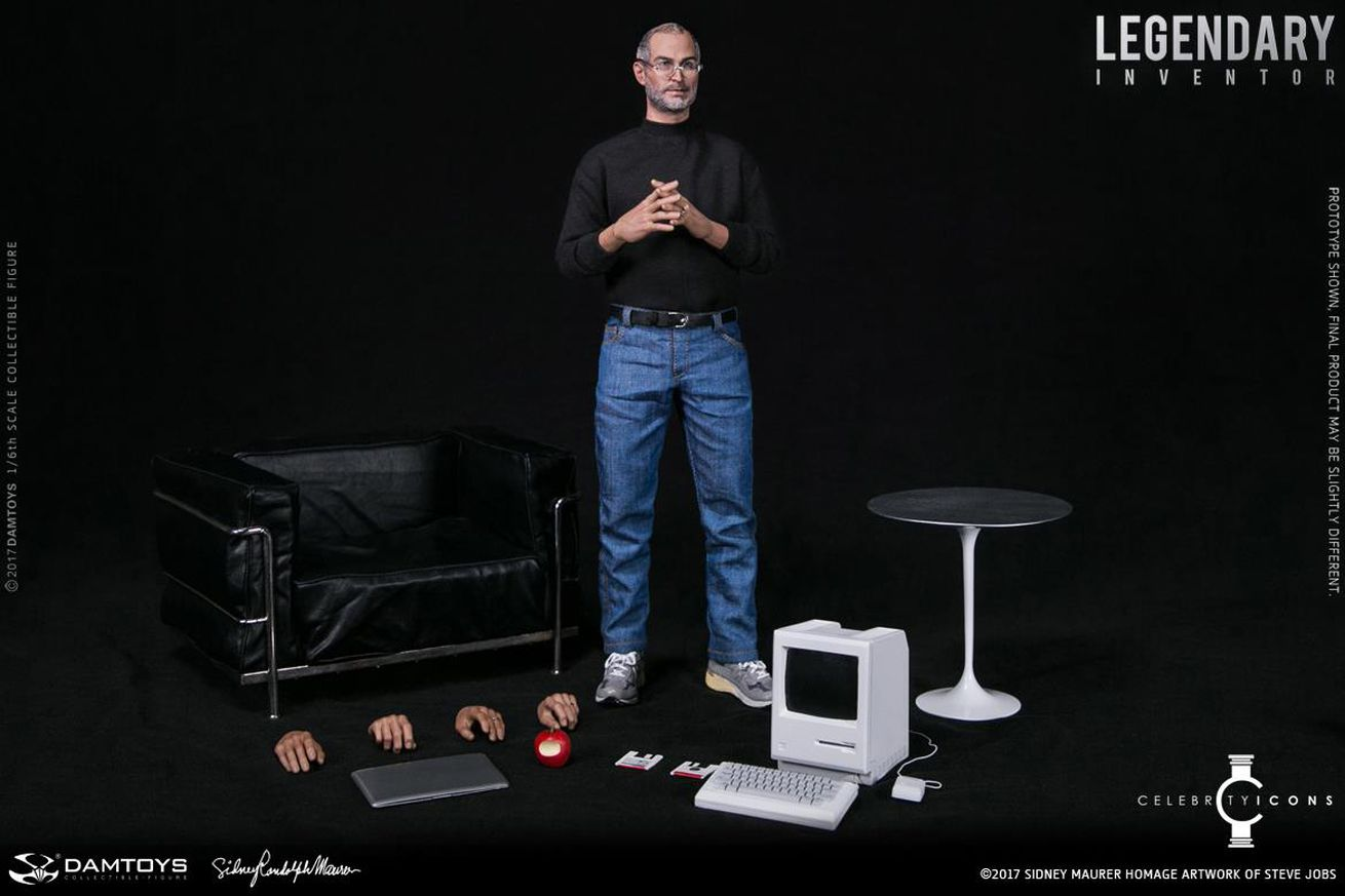 unfortunately this steve jobs figurine may not ship in time for the holidays