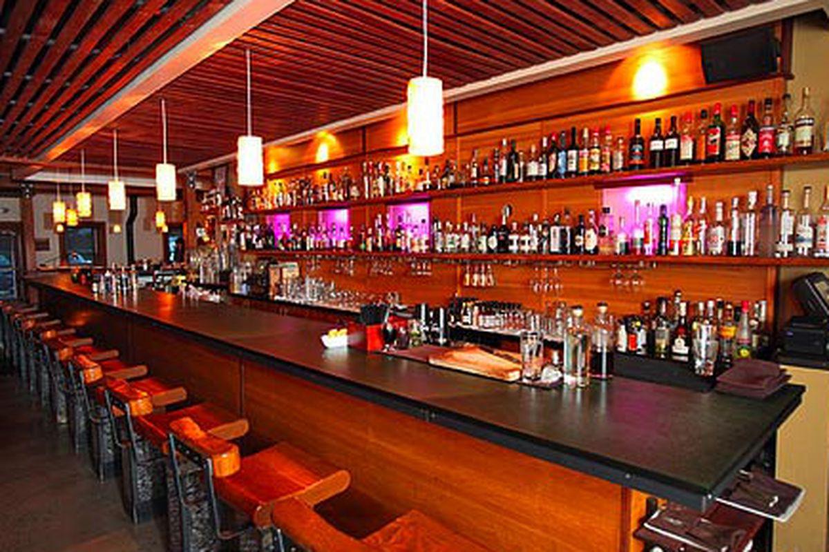 The Bitter Bar.