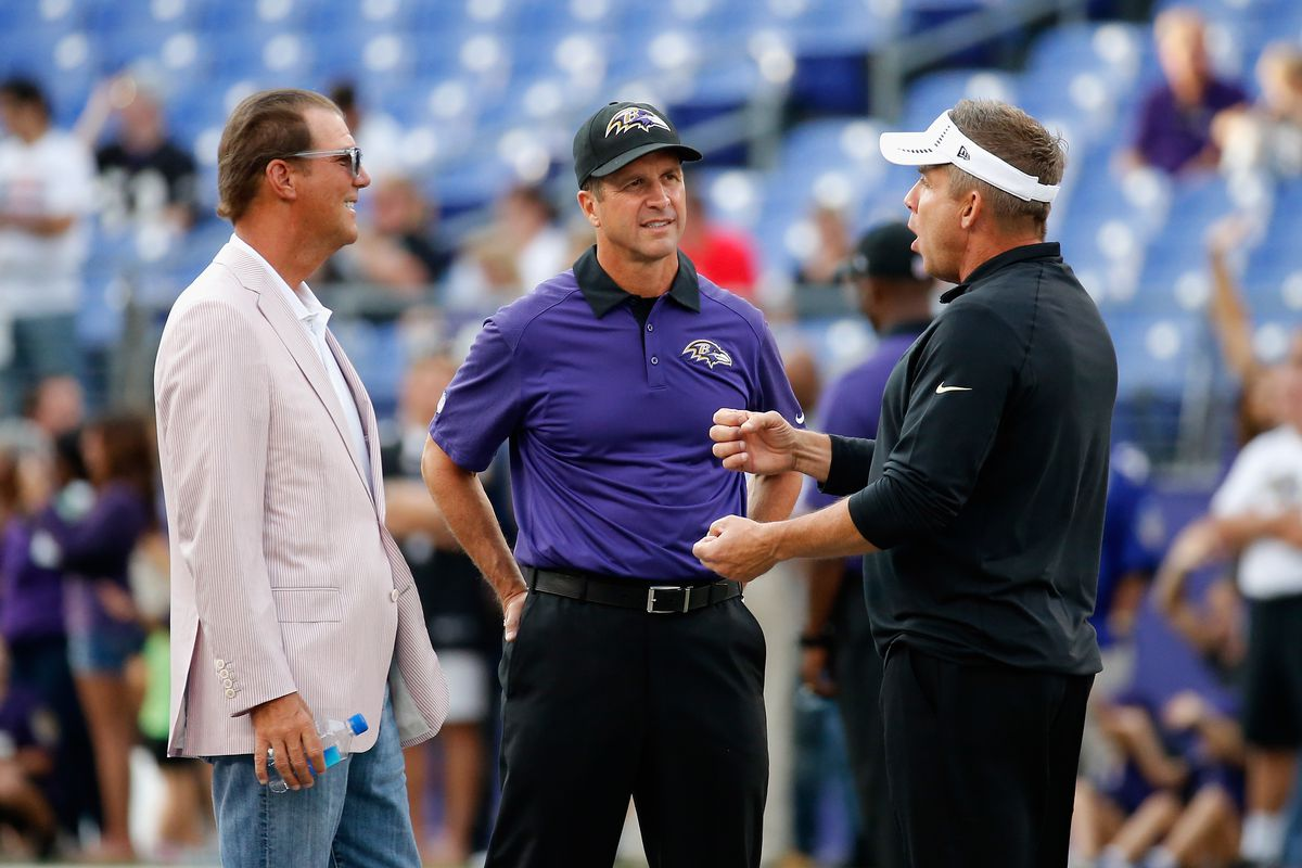 Ravens owner Steve Bisciotti won't give John Harbaugh a playoff or bust  scenario this year - Baltimore Beatdown