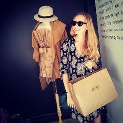 The Zoe Report's Jessica Amento [Photo via Closet Rich]