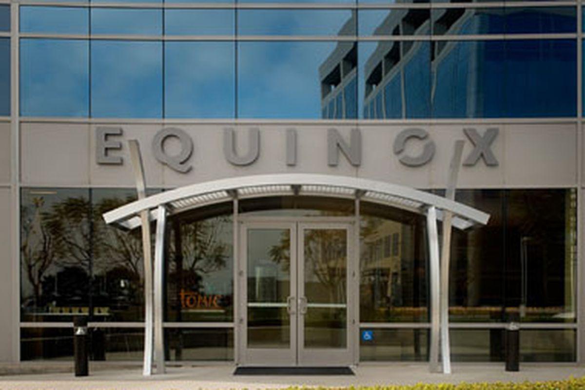 Equinox Newport Beach. Photo via Equinox