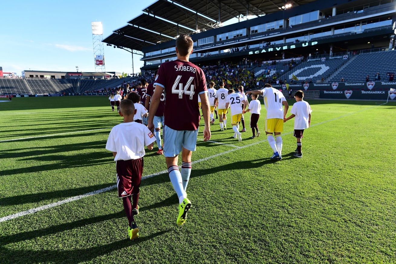 MLS: U.S. Open Cup-New Mexico United at Colorado Rapids