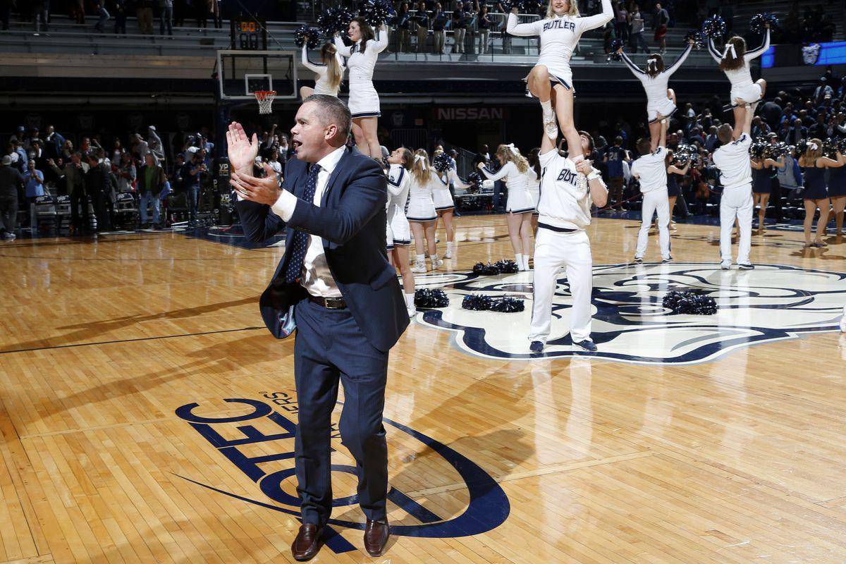 NCAA Basketball: Georgetown at Butler