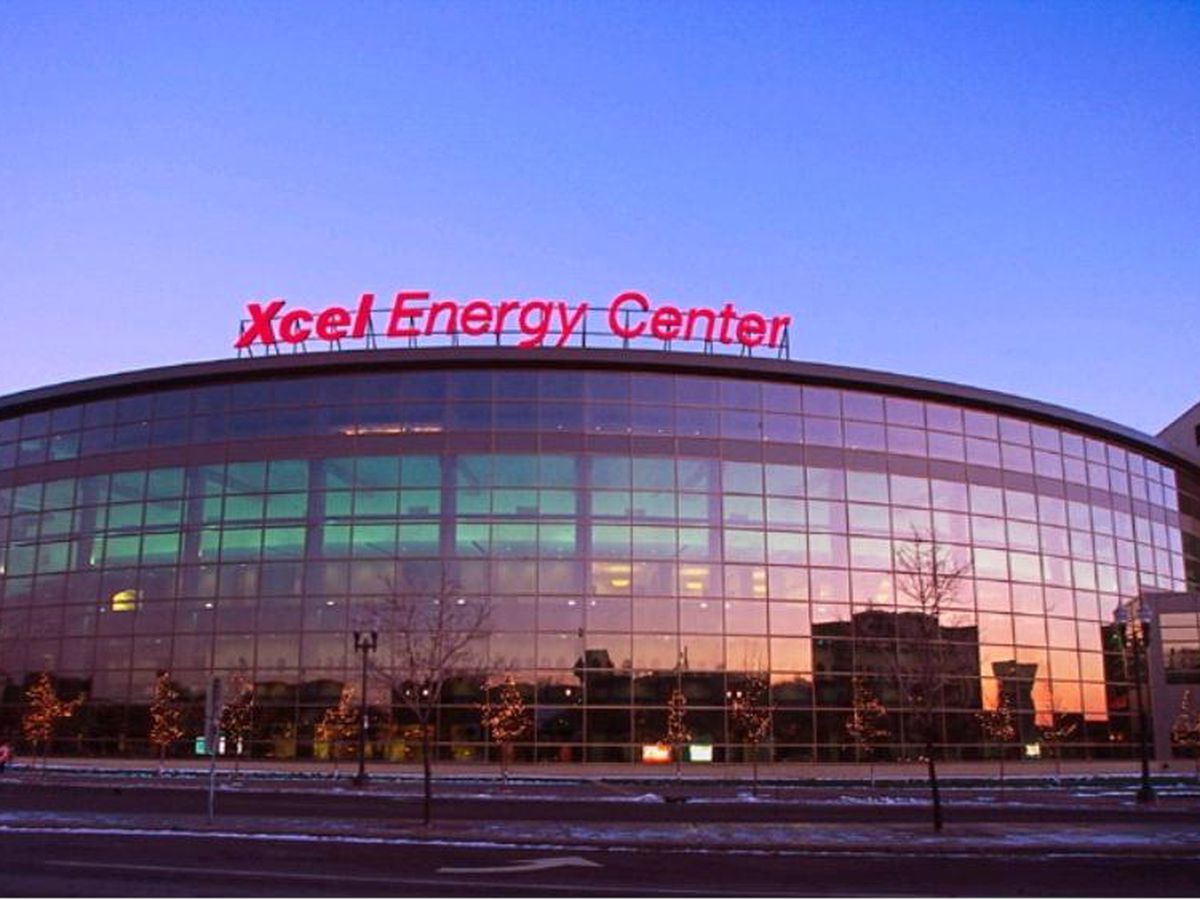 hotels near xcel energy center st paul