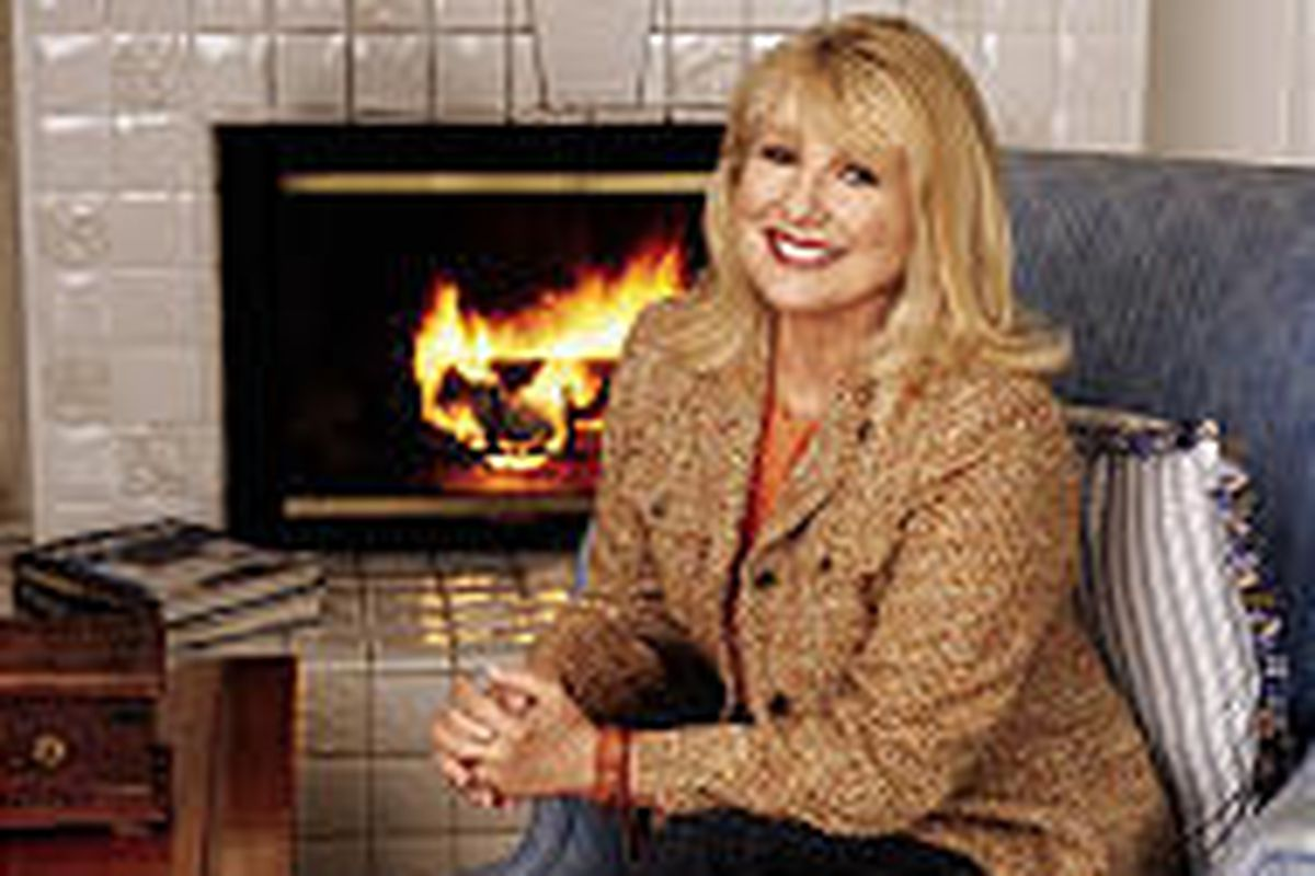 Actress and author Terri Garr will be at the South Branch Library in Bountiful Tuesday.