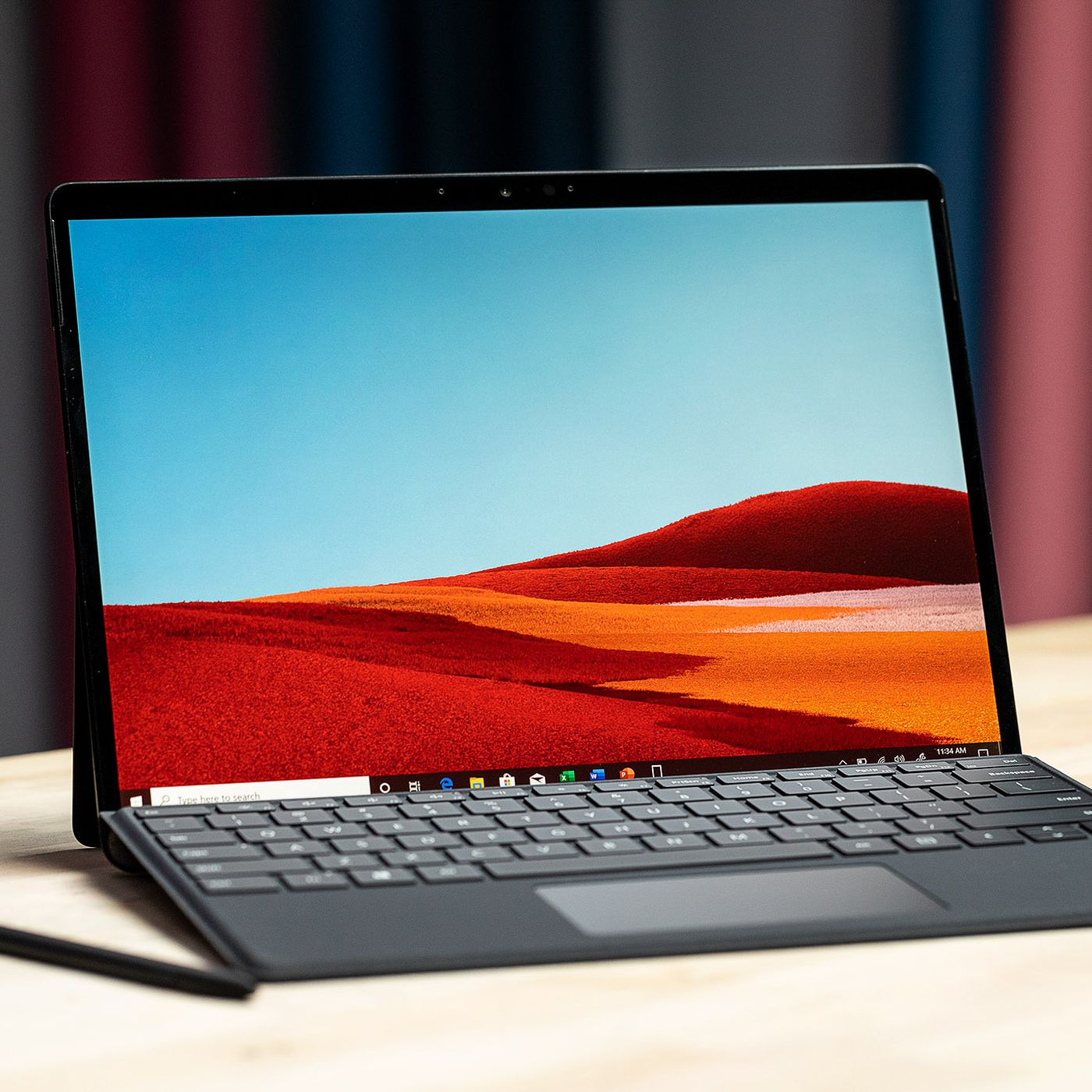 Microsoft Reportedly Launching Surface Pro X 2 In Fall With New Chip And Color Variant The Verge