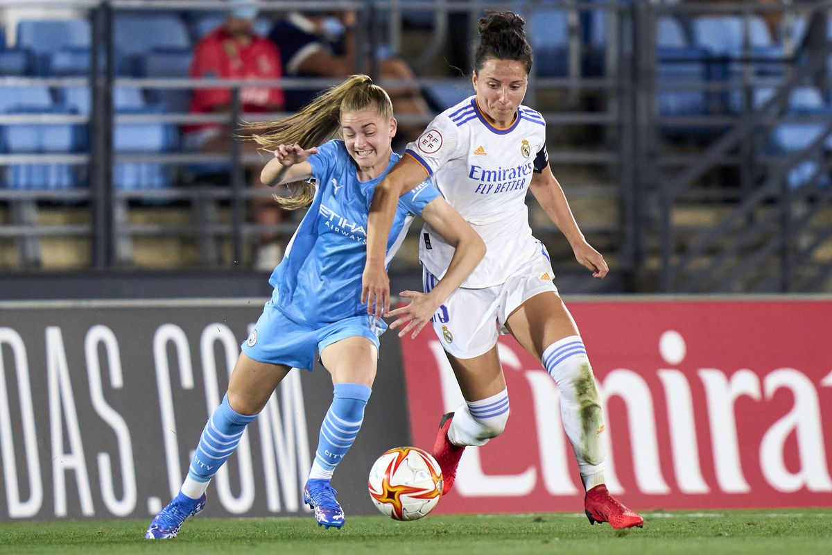 Real Madrid v Manchester City - Women's Champions League